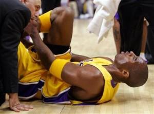 Sports Injury - Deep Tissue Sports Massage